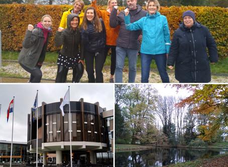 Fit en Fun Powerwalking Clinic voor de Gemeente Haarlemmermeer