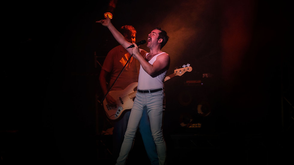 Queen Tribute Band Majesry Live UK