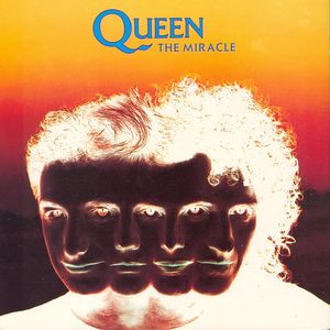 Queen's The Miracle Single Cover