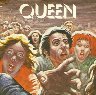 Cover of Queen's Spread Your Wings