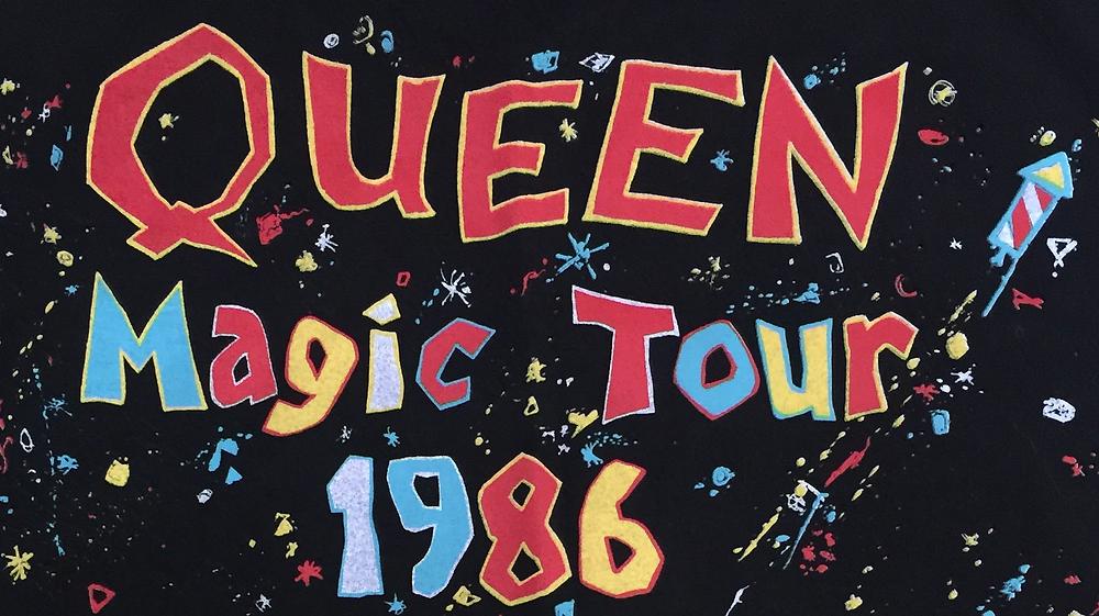 Queen - Magic Tour 1986