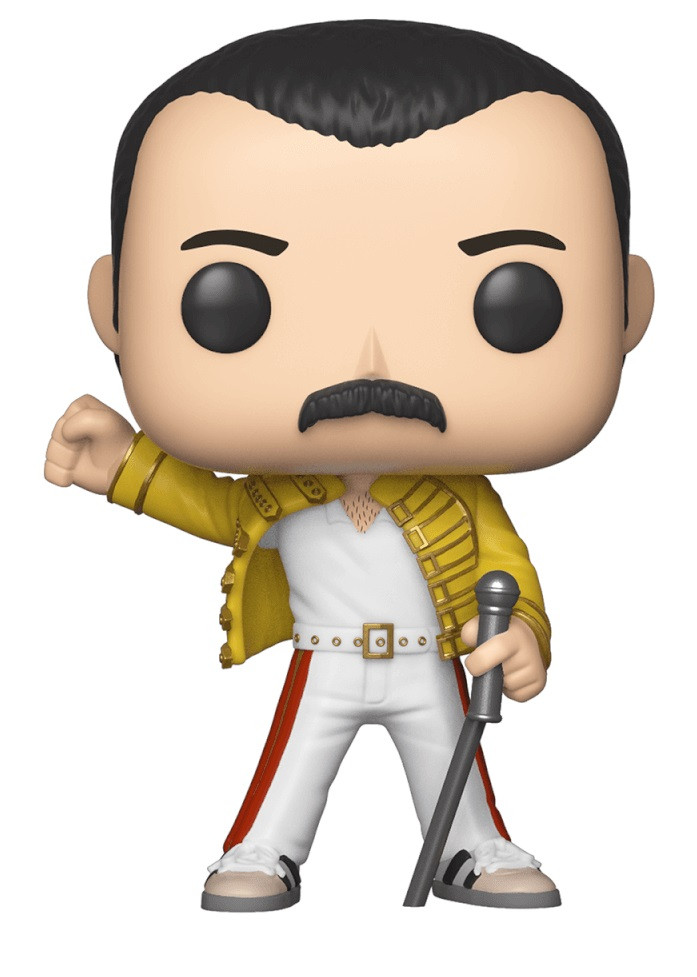 POP! Vinyl - Freddie in Yellow Jacket