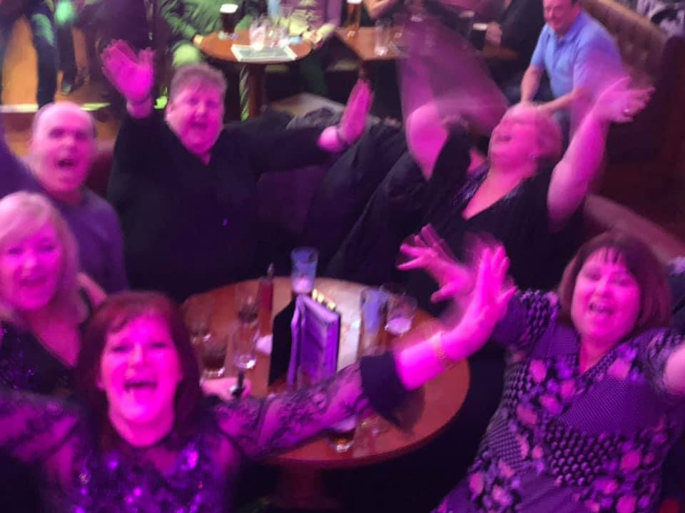 Queen Tribute Band Majesty - Live in Hogarths Swansea