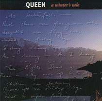 Single artwork for Queen's A Winter's Tales