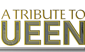 Queen Tribute Band Majesty Logo Text