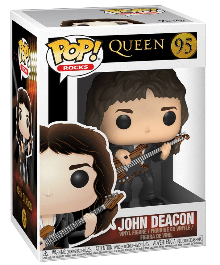 POP! Rocks 95 - John Deacon
