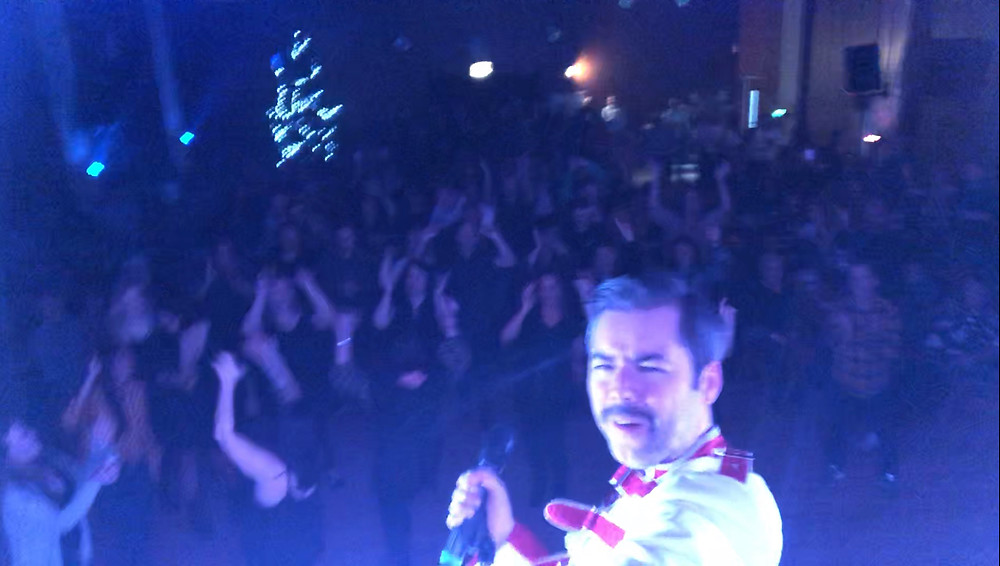 Majesty Queen Tribute Band - Live at Birstall Social Club