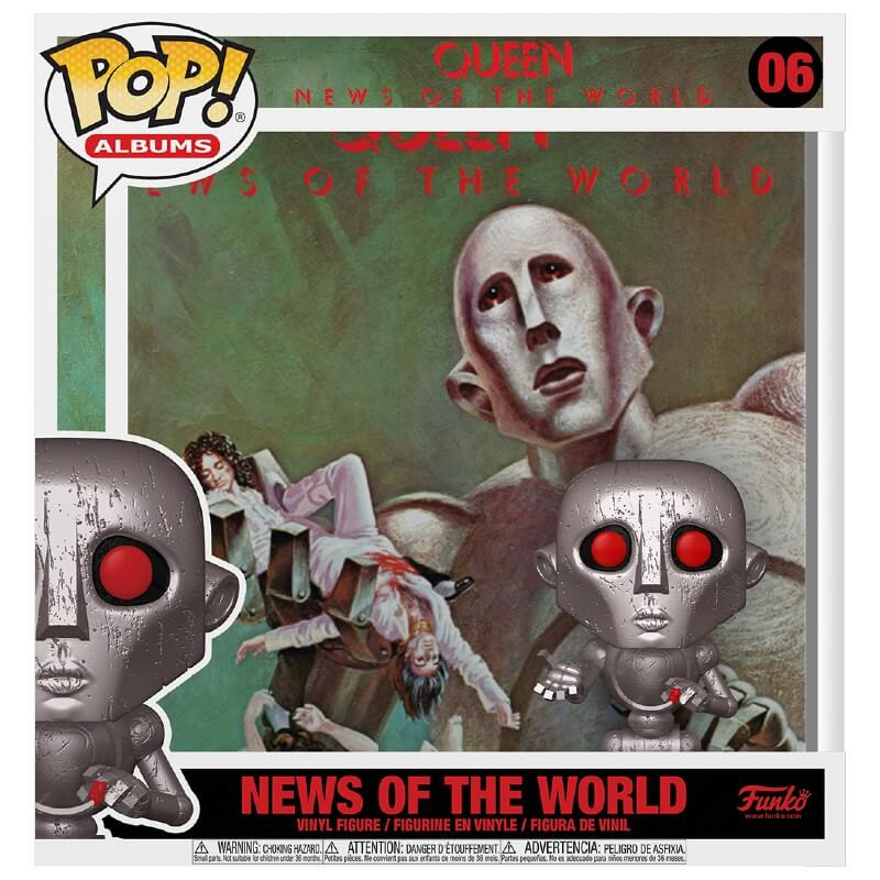 POP! Albums 6 - News Of The World