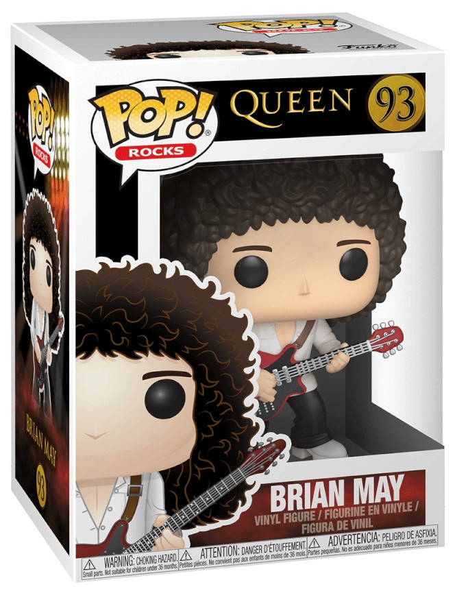 POP! Rocks 93 - Brian May