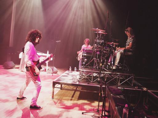 Queen - Live in Wellingborough