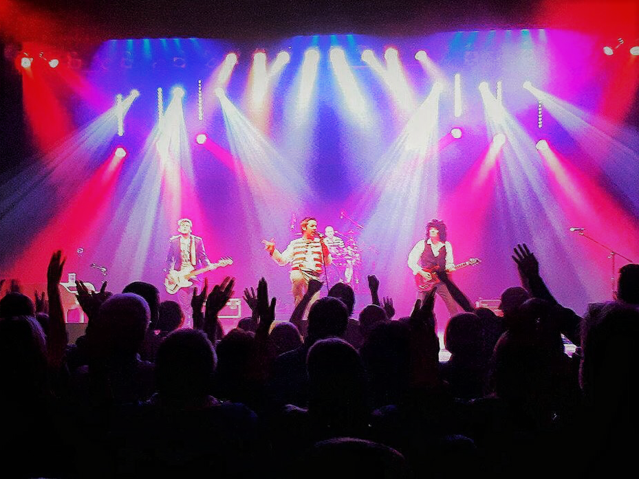 The Band | Queen Tribute Band - Majesty