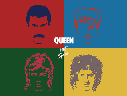 Hot Space - Queen's most divisive album?