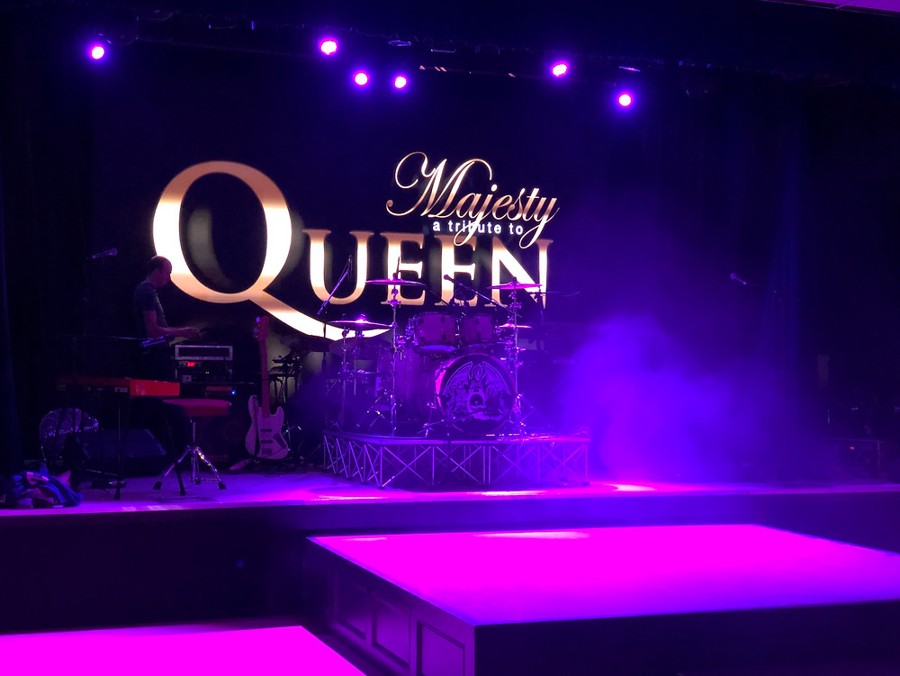 Queen Tribute Band Majesty - Live at Sinah Warren