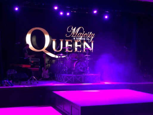 Queen Tribute Majesty - Live at Sinah Warren