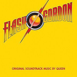 Flash Gordon Album Cover