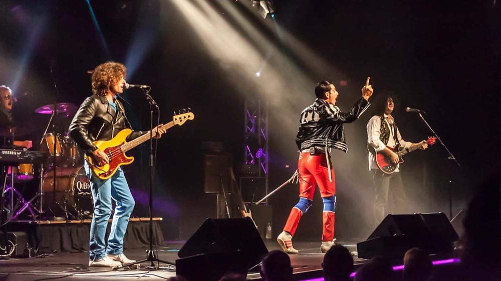 Killer Queen Experience Live - Queen Tribute in Australia