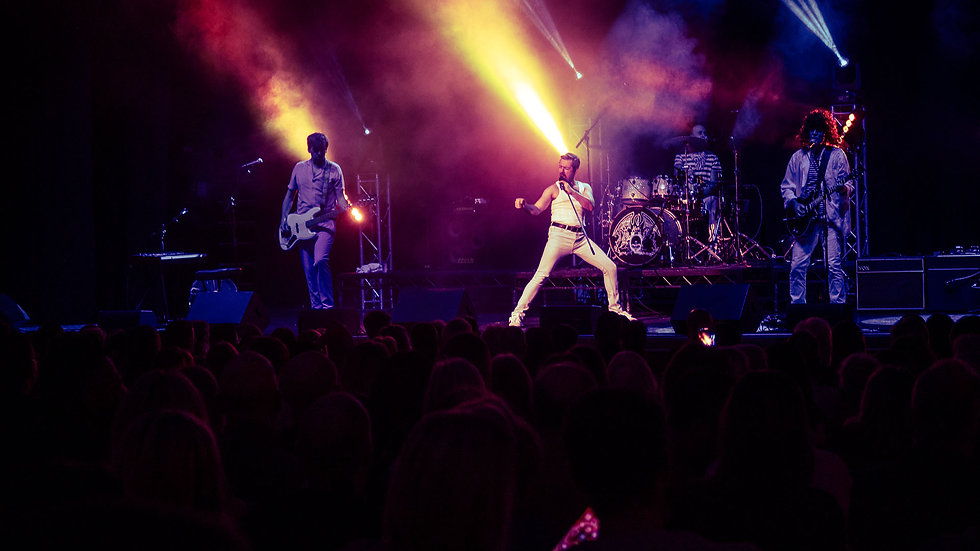 Queen Tribute Majesty - Live on Stage