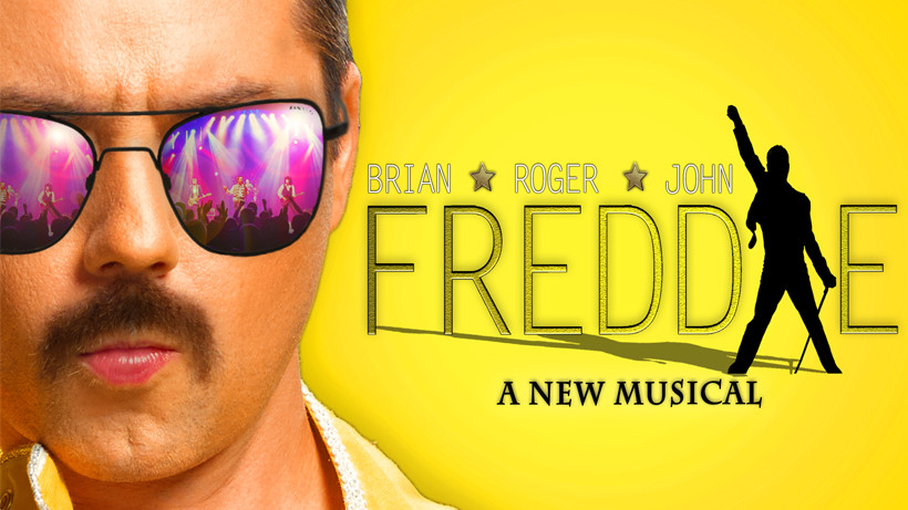 Freddie - The Musical Banner
