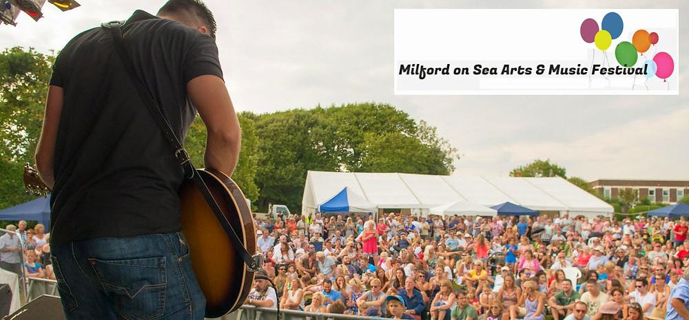 Milford music festival