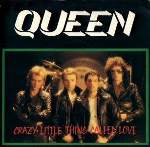 Album cover of Queen's Crazy Little Thing Called Love