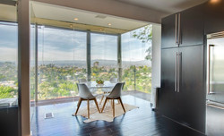 Breakfast Nook with a View
