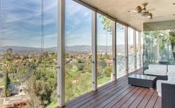Hollywood Hills Location