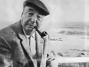 Pablo Neruda,  Prix Nobel de Littérature  1971