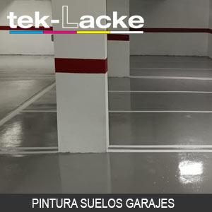 pintura suelos garajes