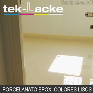 suelos porcelanato epoxi colores lisos
