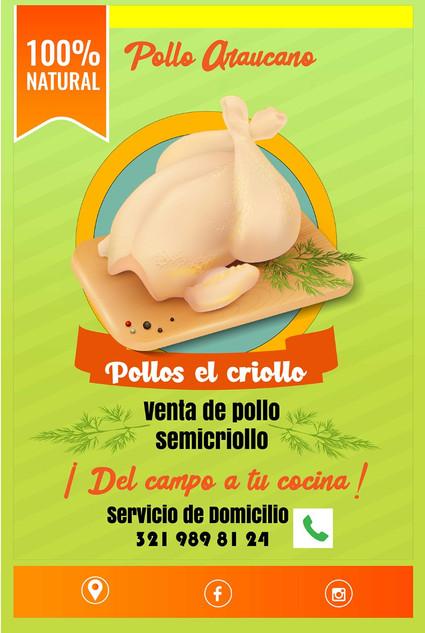 Pollos El Criollo