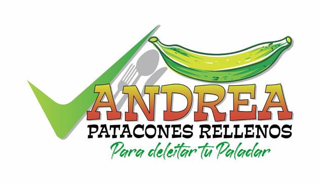 Patacones rellenos Andrea