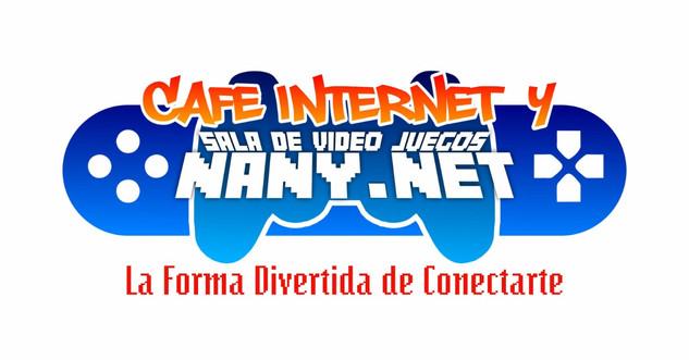 Café internet y sala de videojuegos Nany