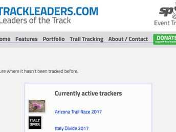 Trackleaders is Ready!