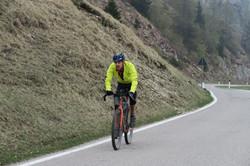 Josh Ibbett at Rifugio Graziani
