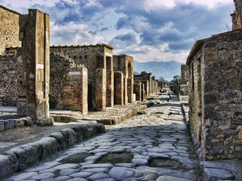 Never stop dreaming...... Stage 1 from Pompei to Caserta