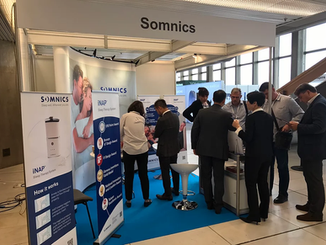 Somnics Delivered an Innovative Treatment Option for OSA in Oral Presentation at World Sleep Congres