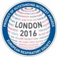 2016 ERS POINT Award / 3-7 September London, United Kingdom