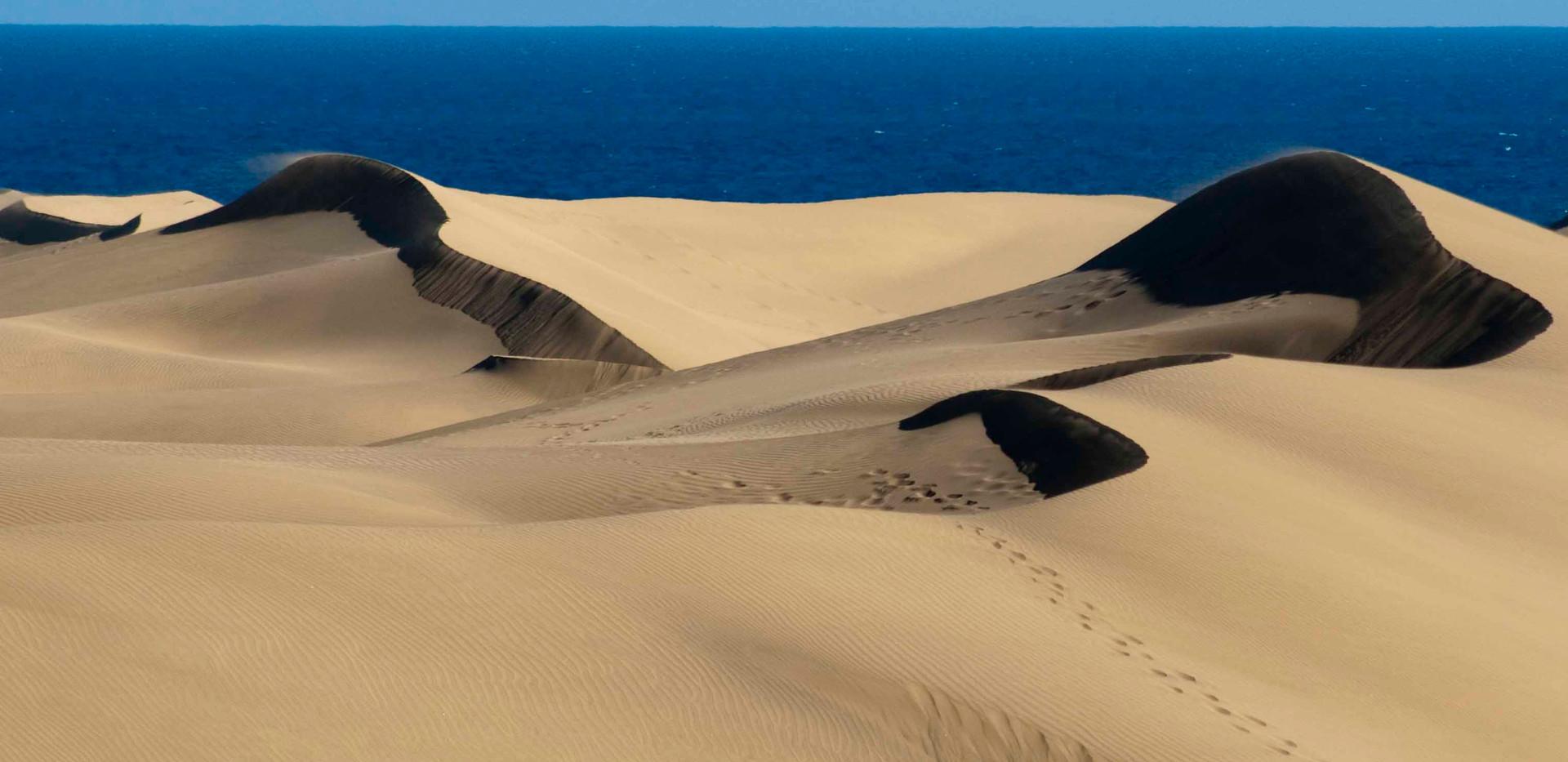 Le dune di Gran Canaria