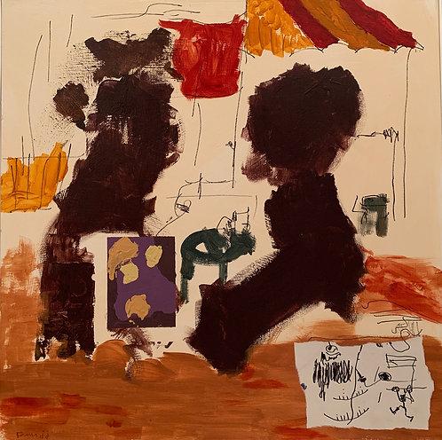 """Angola Coffee Break"" by Femi J Johnson"