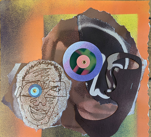 No. 2 by Anwar Floyd-Pruitt