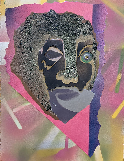 No. 14 by Anwar Floyd-Pruitt