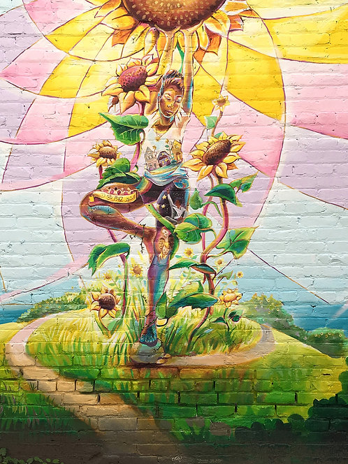"""Milwaukee Gaia Buddah"" by Tia Richardson"