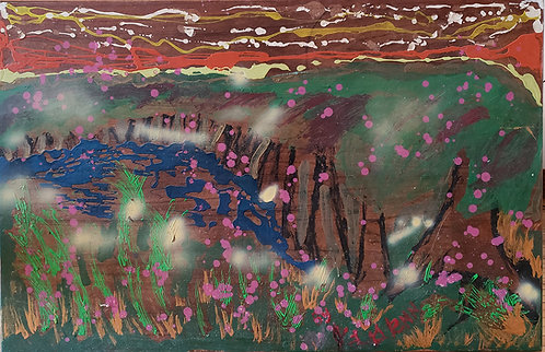 """""""Marshland"""" by Jerome Glenn"""