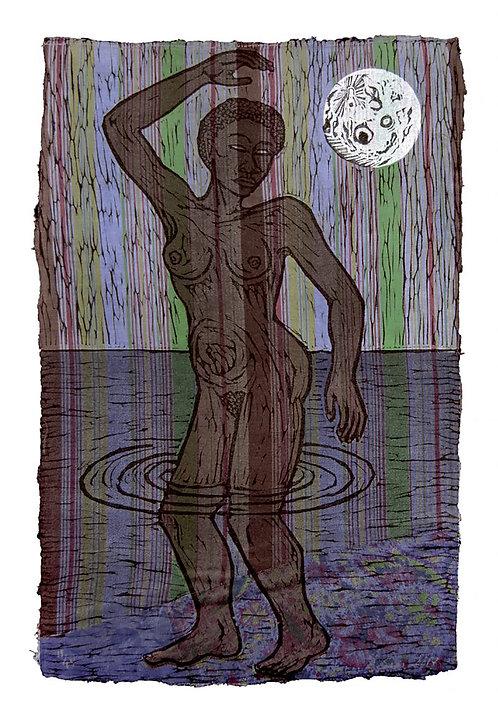 """""""Black Bottom Stomp"""" by Alison Saar"""