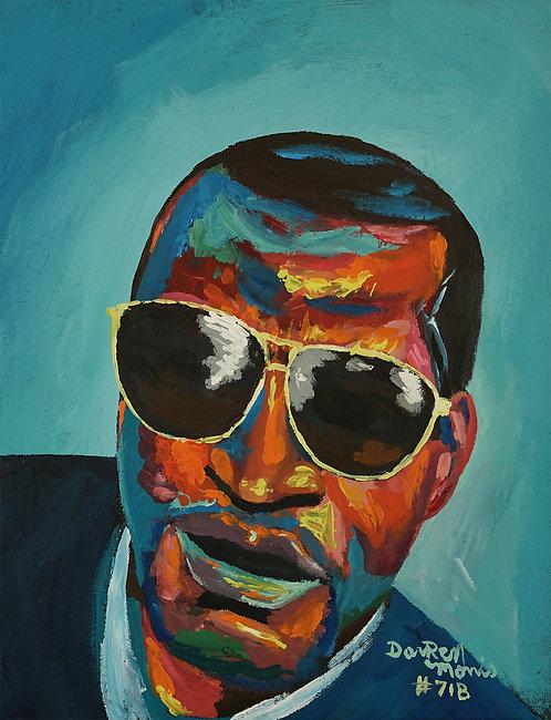 """""""Tribute to George Floyd"""" by DarRen Morris"""