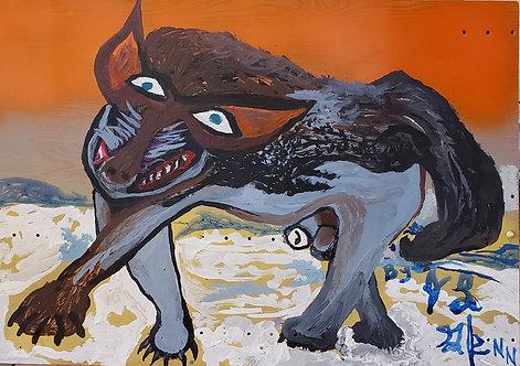 """""""Hungry Eyes"""" by Jerome Glenn"""