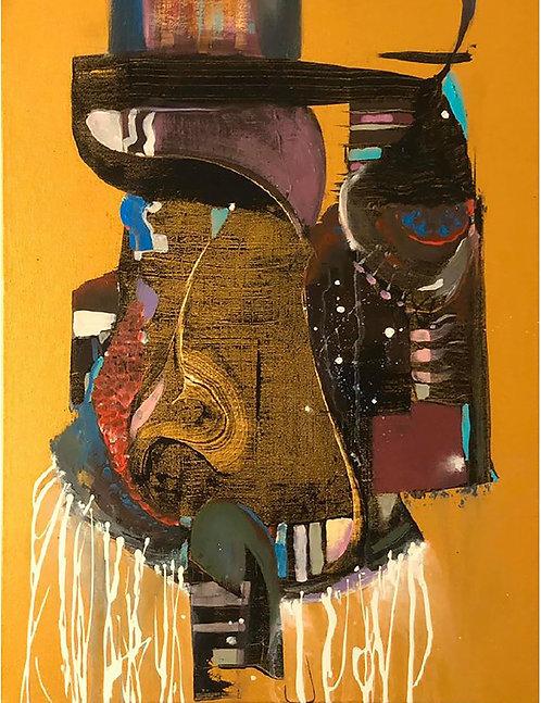 """""""The Golden Passenger"""" by Al Johnson"""