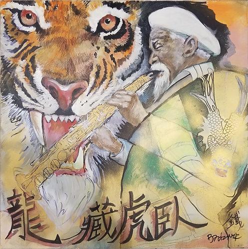 """Crouched Tiger Hidden Dragon"" by Robert Tetzner"