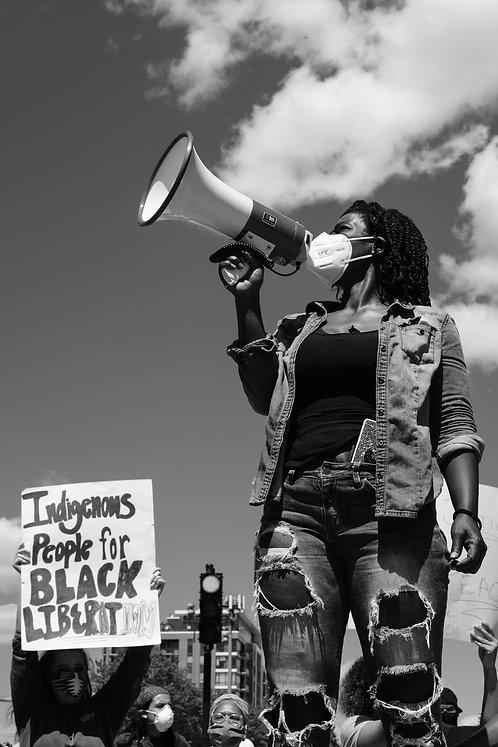 """""""Liberation"""" by Kenechi Unachukwu"""