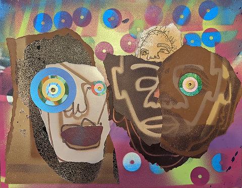 No. 16 by Anwar Floyd-Pruitt
